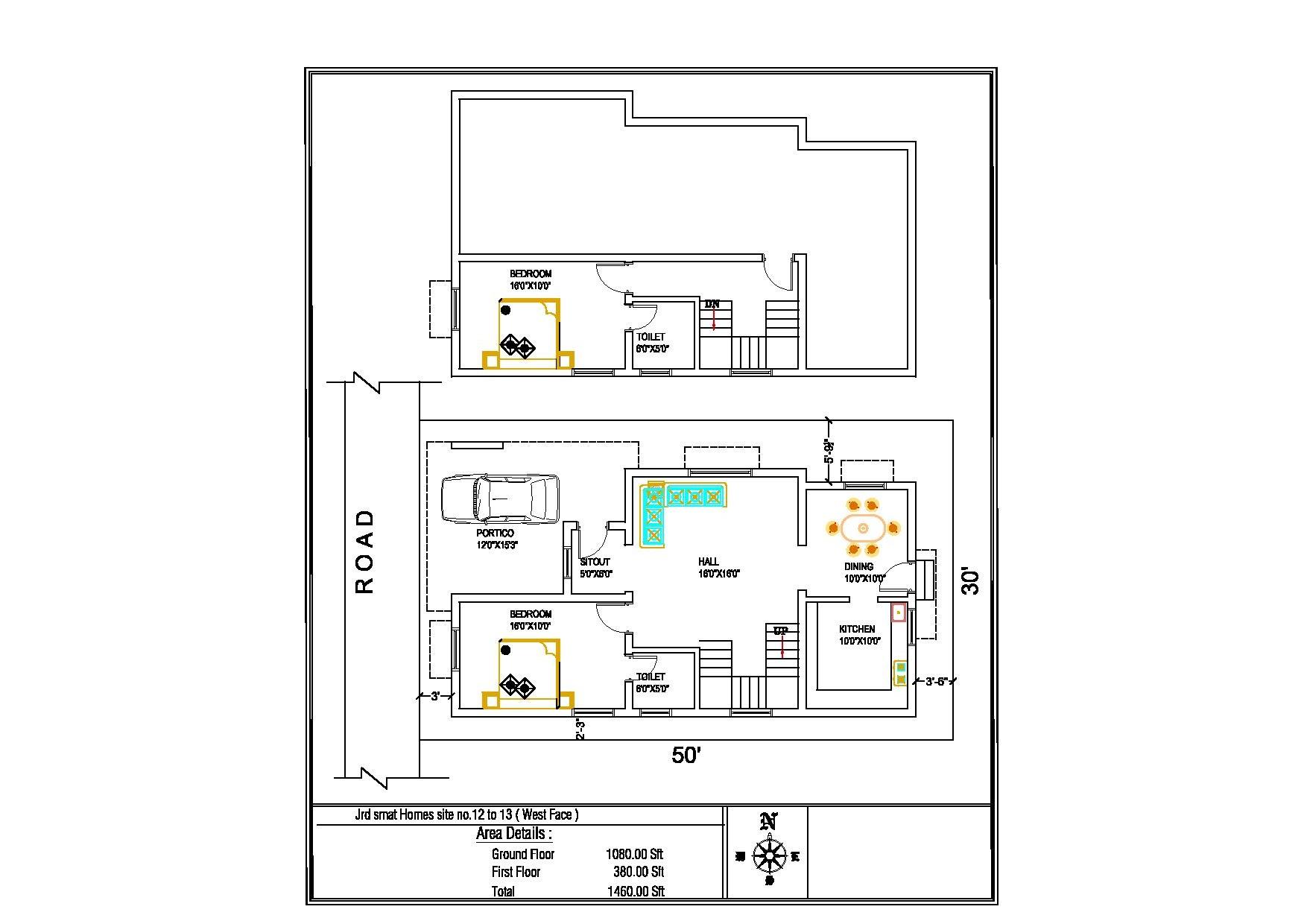 Floor Plan Jrd Smart Homes